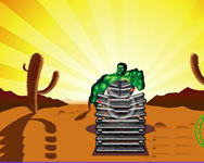 Hulk power game j�t�k