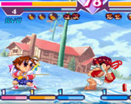 Pocket fighter nova vereked�s j�t�kok