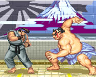 Street Fighter 2 harcol�s vereked�s