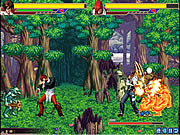 The king of fighters vs DNF j�t�k