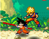 Dragon ball fighting verekedõs játékok
