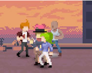 verekedős - Street fight HTML5